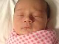 Isla born 26-4-14